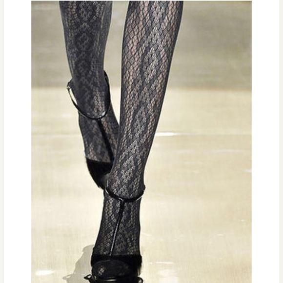 black gucci tights